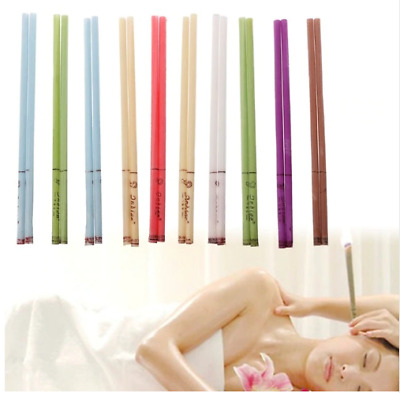 10Pcs Set Ear Cleaner Wax Removal Ear Candles Treatment Care Healthy