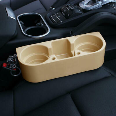 Plastic Car Cleanse Seat Drink Cup Holder Travel Coffee Bottle Table Stand Food
