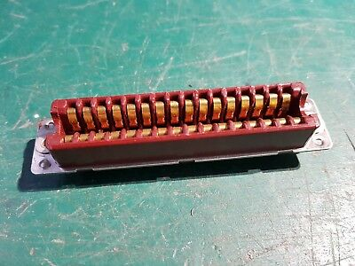 32 Pin rack and panel Connector Military Back Plane Connector High Quality