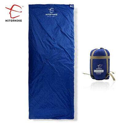 Outdoor Camping Hiking Sleeping Bag Ultra Light Portable Travel Survival Use