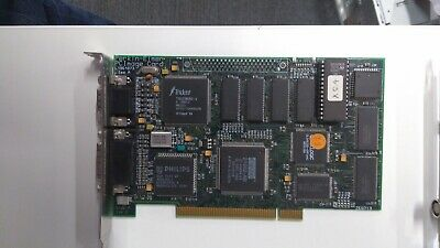 Perkin Elmer video card PCImage card L1861873 - AutoImage FTIR microscope