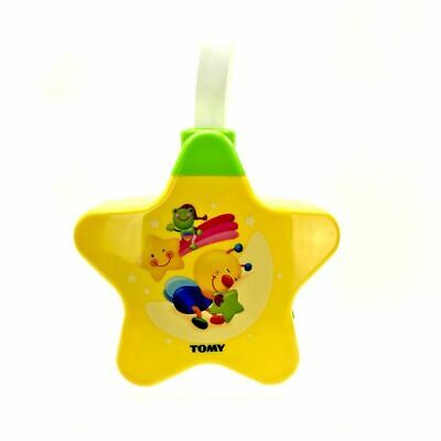 +TOMY Starlight Dream Show Projector Babys Night Musical Light Cot Mobile 67,12