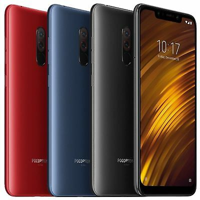 "Xiaomi Pocophone F1 64GB 6GB RAM FACTORY UNLOCKED 6.18"" International Version"