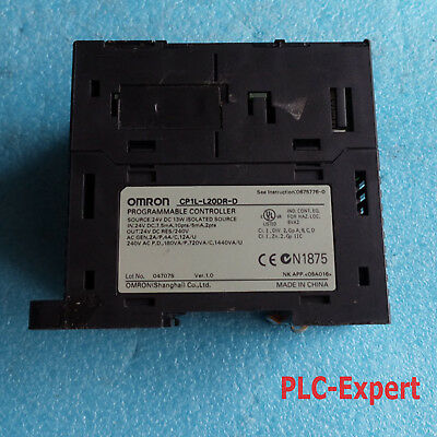 1pc USED Omron PLC MODULE CP1L-L20DR-D In Good Condition
