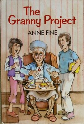 Fine, Ms Anne, The Granny Project (New Windmills KS3), Hardcover, Very Good Book