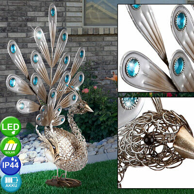 Garden Light Light Solar Light Exterior Lighting Decorative Light Peacock