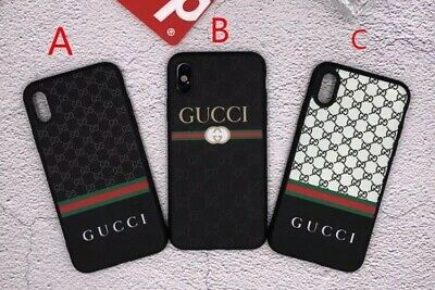 d7166facf95fe GUCCI IPHONE 6 6S 7 8 PLUS X Phone Case Cover Protector - £7.50 ...