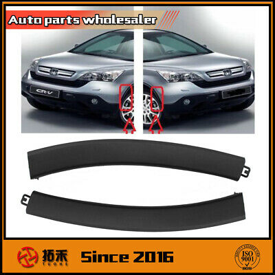 Front LH Side Bumper Filler Side Garnish Fits Honda CRV 71108SWA000 HO1088114