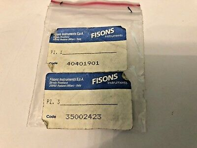 Fisons HPLC 40401901,35002423 as per pics 3 items  in total