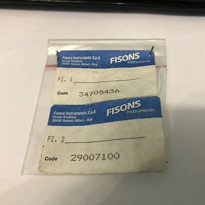 Fisons HPLC34705436, 29007100 as per pics 3 items  in total