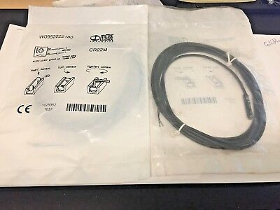 Proximity Switch Reed Switch CR22M METAL WORK 0750 6W/VA 10-30V AD/DC Ia 100mA