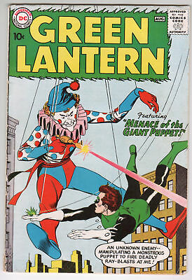 GREEN LANTERN NO. 1 1960 First GUARDIANS GIL KANE DC KEY BOOK! ONE OWNER!!