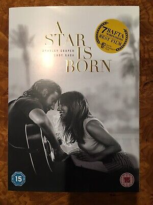 A Star is Born  [2018] (DVD) Bradley Cooper, Lady Gaga, Andrew Dice Clay