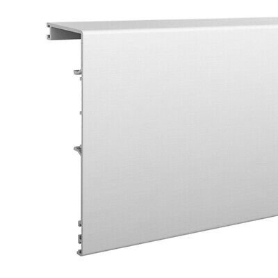 79-inch clip-on fascia cover for sliding door track - For SLID'UP 190