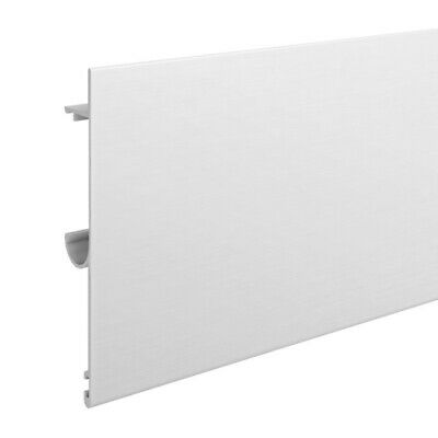 94-inch clip-on fascia cover - Anodized aluminum - For SLID'UP 160, 170