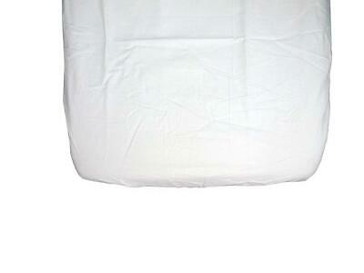 Ti-Tín, 2 x Baby Pram/ Moses Basket Fitted Sheet 100% Cotton popeline 35 x 75cm