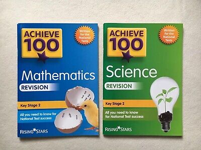 Achieve 100+ Science Revision by Pauline Hannigan, Mathematics Revision