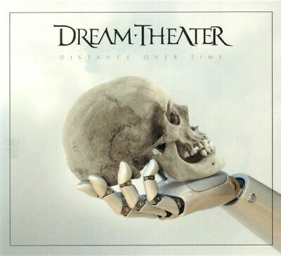 DREAM THEATER - Distance Over Time (Special Edition) - CD (limited CD)