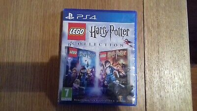 PS4 Lego Harry Potter Collection New Playstation 4