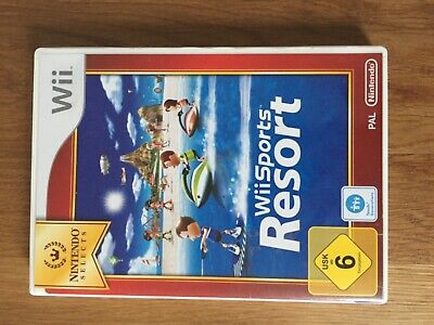 Wii Sports Resort -- Nintendo Selects (Nintendo Wii Spiel, DVD-Box) TOP!