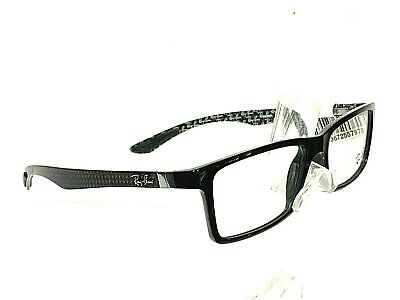 1dfcb704e5 New Ray-Ban Rb 8901 5610 Carbon Fiber Eyeglasses Authentic Frame Rx Rb8901  57-