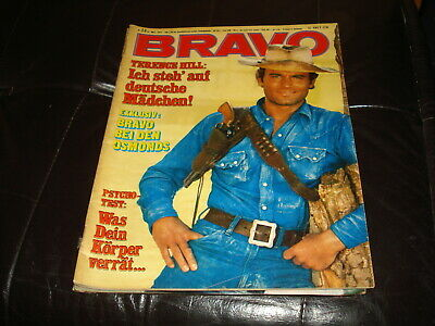 BRAVO NR 13/1973 komplett, Osmonds, Terence Hill, Ten Years After