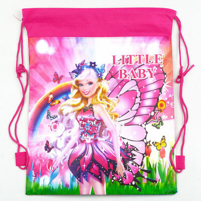 Bolsa -Mochila De Princesa Little Baby Color Rosa