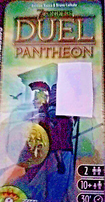 7 Wonders Duel Pantheon Expansion - Repos Production Games Board Game New! Seven