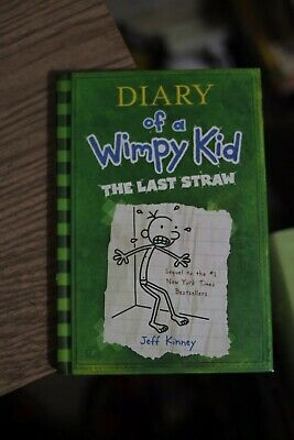 NEW - Diary of a Wimpy Kid: The Last Straw (Book 3) by Kinney, Jeff