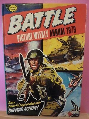 Battle Picture Weekly 1979