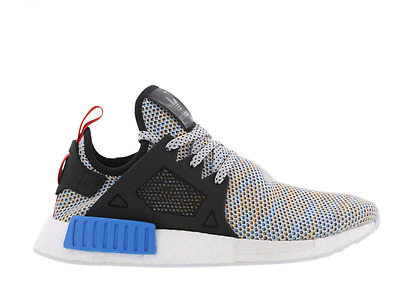 a05ecbf31 Adidas Nmd Xr1 Bred Primknit Bright Blue black red(S76850) Men Trainers  Size8