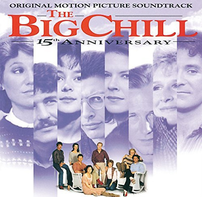 Soundtrack-Big Chill Cd Nuovo