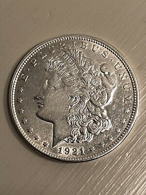 1921-P Morgan Silver Dollar (Philadelphia)