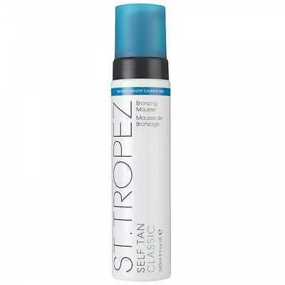 St. Tropez Bronzing Mousse Self Tan Classic 240ml
