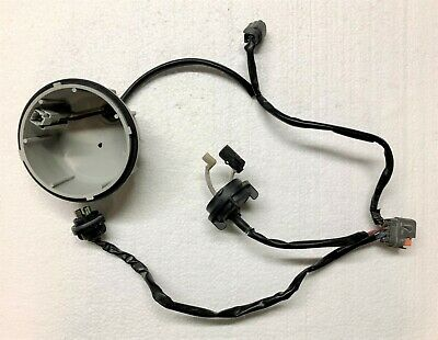 oem 04 06 nissan maxima headlight wiring harness low beam fog lamp
