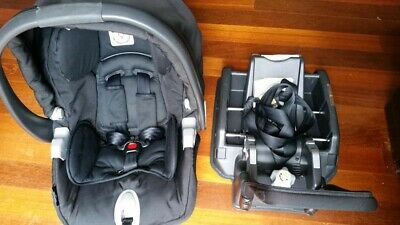 Peg perego viaggio sip capsule and base