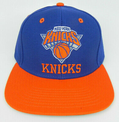 c9494e939aa New York Knicks Nba Vintage Style Flat Bill Snapback 2-Tone Adidas Cap Hat  New