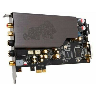 ASUS Essence STX II Channel PCI-Express Sound Card High-Definition Sound Proc...