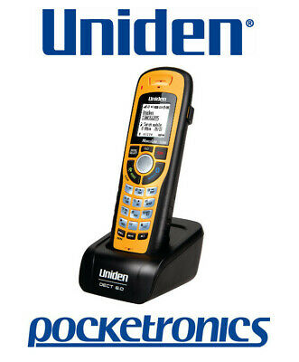 Uniden XDECT 8305WP EXTRA HANDSET Waterproof for 8355 8315 model cordless phone