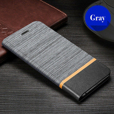 For Xiaomi Redmi Note 7 6 Pro 6A Flip Leather Card Slot Case Wallet Stand Cover