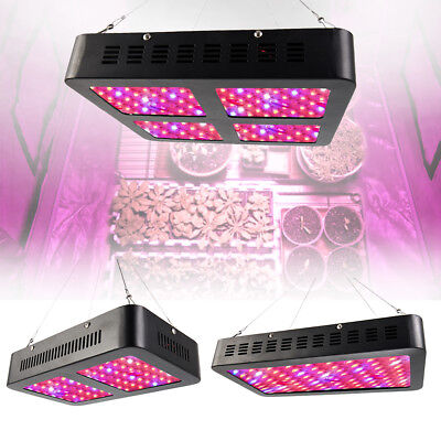 28W-600W LED Grow Light Lamp IR Full Spectrum Hydroponic Veg Bloom Indoor Plant