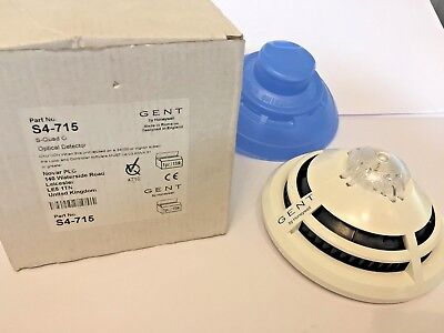 Gent S4-715 Optical smoke detector new in OE packing
