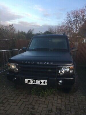 Land Rover Discovery Petrol V8 ES Premium Top Spec Leather Heated Seats 2004
