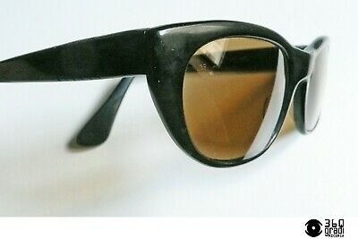 Persol brevett occhiali da sole vintage sunglasses 1960s in celluloide small