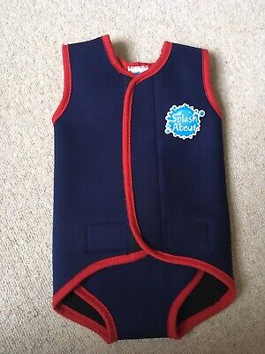 Splash About Baby wetsuit. Used a couple of times. VGC. 6-18 months