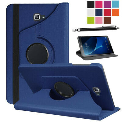 360 Rotate Smart Leather Folio Case Cover For Samsung Galaxy Tab A 10.1 SM-T580