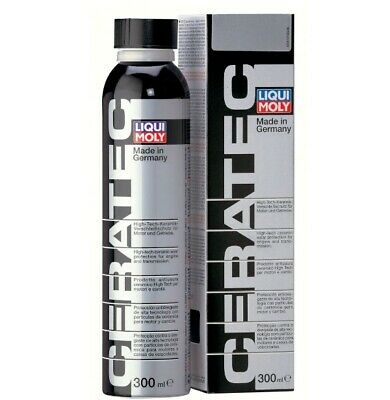 LIQUI MOLY CERATEC Antifriction additive in engine and transmission oil 300ml