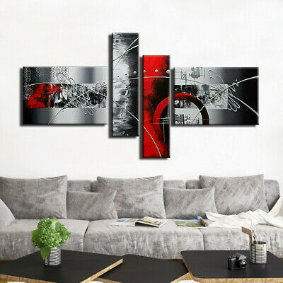 Hand-painted Modern Abstract Oil Painting On Canvas Wall Art Home Decoration