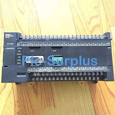 1PC Used Omron PLC CP1L-M60DT-D Tested OK