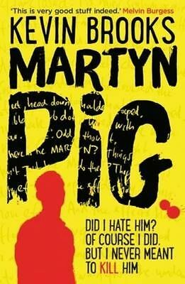 Martyn Pig by Kevin Brooks (Paperback, 2014)-9781910002001-J004